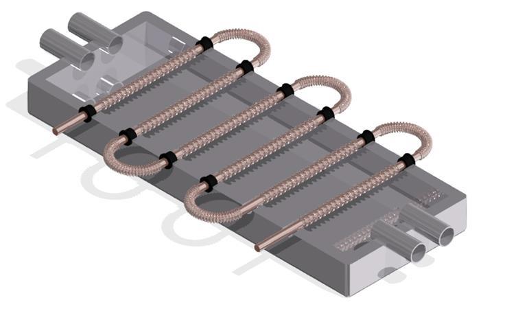 熱交換器銅管アプリケーション
